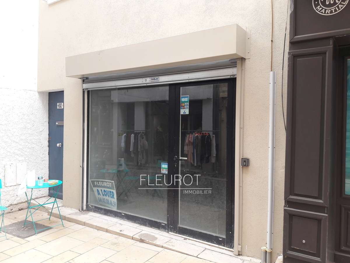 Local commercial - La Ciotat