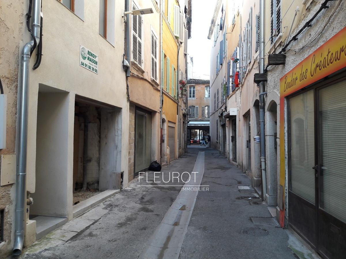 Parking intèrieur - La Ciotat