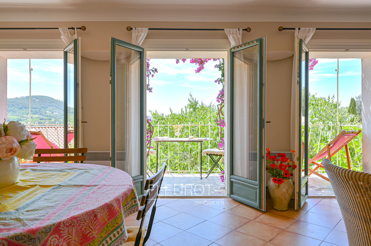 Appartement - La Cadière-d'Azur